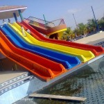 multi-color slides