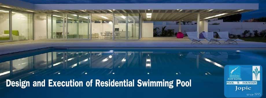 Residential Swimming Pool Developer in Pakistan