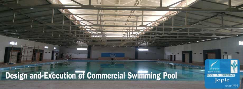Commercial Swimming Pool Developer in pakistan