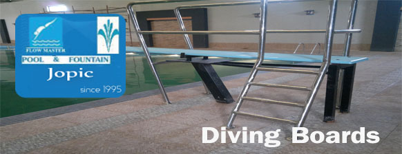 Diving Supplier in Pakistan - JOPIC POOL