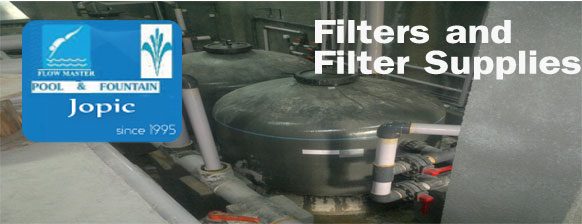 Pool Filters and filter supplier in Pakistan - JOPIC POOL