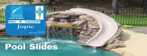 Pool Slide dealer and supplier in Pakistan - JOPIC POOL