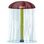 water umbrella